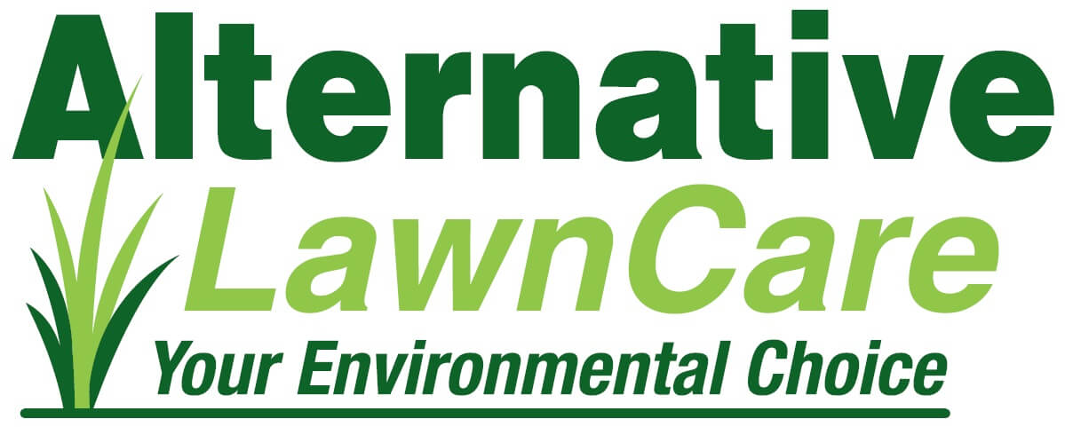 "Alternative Lawn Care - ""Your environmental choice."""